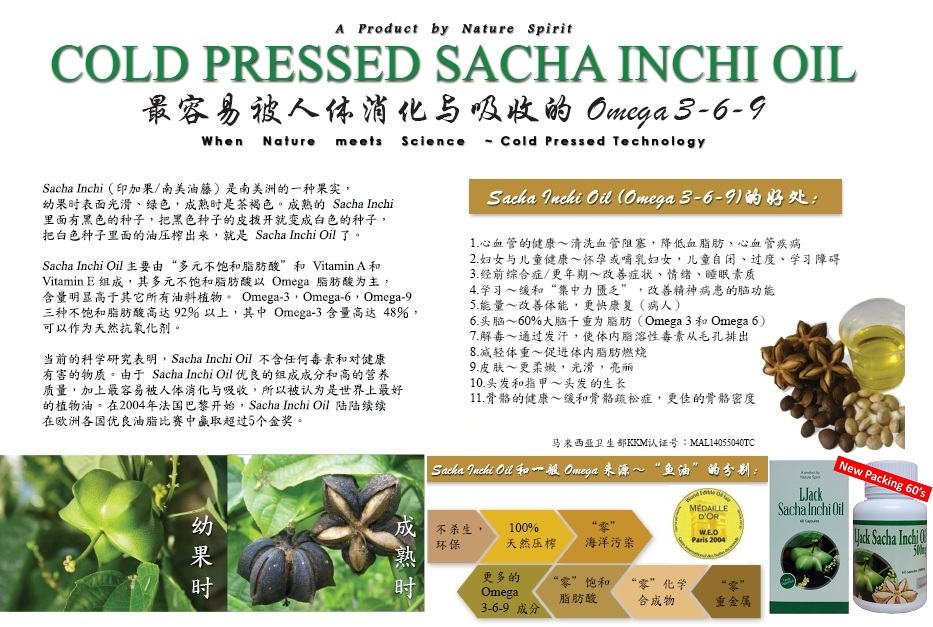 Image result for ljack sacha inchi oil